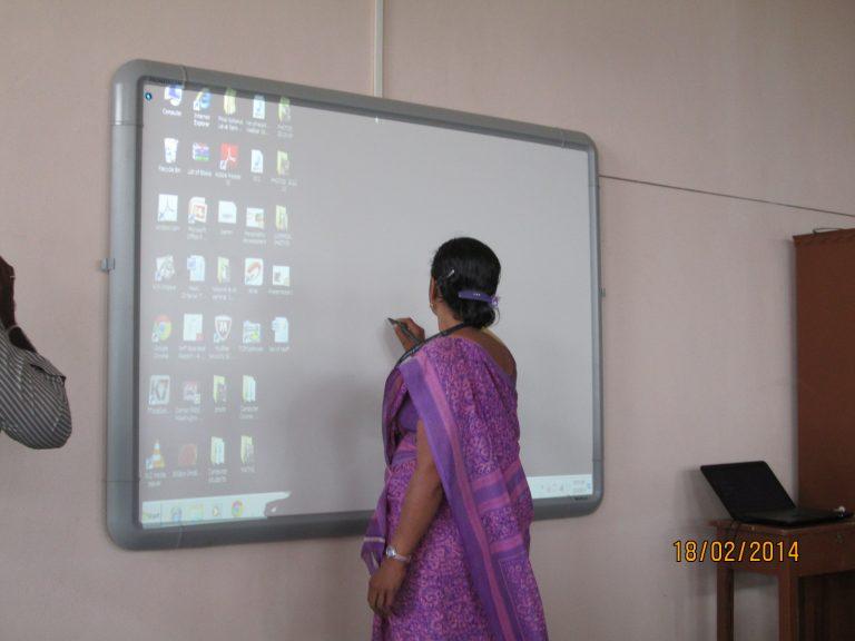 Smart Board Practice